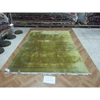 Durusel Halı El Dokuma Tek Renk Halı 165x240