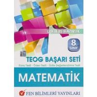 Fen Bilimleri Yayınları 8. Sınıf Teog Matematik Başarı Seti