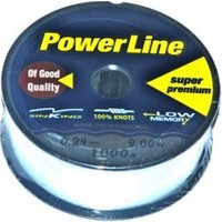Powerline Super Premium Misine 0.22mm 1000mt