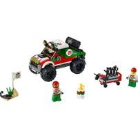 LEGO City 60115 4 x 4 Arazi Aracı