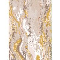 Atlantik Beyazıt Modern Tasarım Halı Bej BYZTT104
