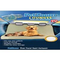 Hergunyeni Pet Zoom Evcil Hayvan Araç Koltuk Kılıfı