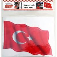 Autokit 'Türk Bayrağı' Oto Sticker