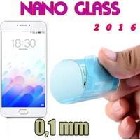 CoverZone Meizu M3 Note Nano Kırılmaz Cam Koruyucu Flexible