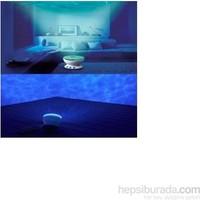 Vip Dalga Görünümü Veren Okyanus Gece Lambası