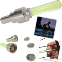 Vip Fotosel ve Hareket Sensörlü Işıklı Sibop Kapağı