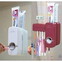 Vip Kaixin Otomatik Diş Macunu Sıkacağı Ve 5 Adet Diş Fırçalığı