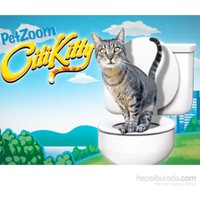 Vip Pet Zoom Citi Kitty Kedi Tuvaleti