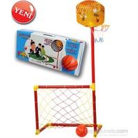 Vip Portatif Kale & Basket Potası