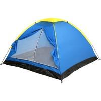 Vip 4 Kişilik Pencereli Ortadan Fermuarlı 200X200x135 Cm Kamp Çadırı