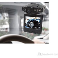 Vip HD Gece Görüşlü Araç içi Ses kayıtlı Oto Kamerası * TÜRKÇE MENÜ *