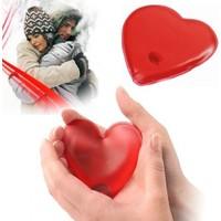 Vip Kalp Şeklinde Sihirli Jel Isıtıcı