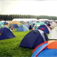 Vip Kolay Kurulumlu 6 Kişilik Taşıma Çantalı Kamp Çadırı