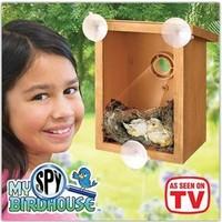 Vip My Spy Bird House Gözlemlenebilir Kuş Yuvası