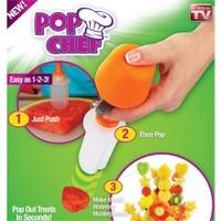 Vip Pop Chef Meyve Sebze Şekillendirici Set