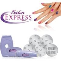 Vip Tırnak Süsleme Seti Salon Express