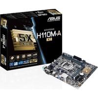 Asus H110M-A/M.2 Intel H110 2133MHz DDR4 Soket 1151 mATX Anakart