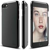 Elago iPhone 7 Kılıf Slim Fit 2 Jet Black