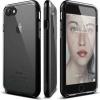 Elago iPhone 7 Kılıf Dualistic Bumper Siyah
