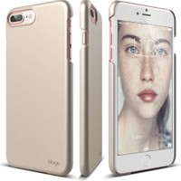 Elago iPhone 7 Plus Kılıf Slim Fit 2 Gold