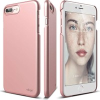 Elago iPhone 7 Plus Kılıf Slim Fit 2 Rose Gold