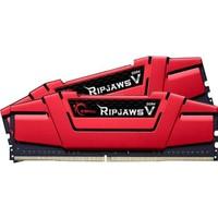 G.Skill Ripjaws V 16G(2x8GB) 3000MHz DDR4 Ram F4-3000C15D-16GVRB