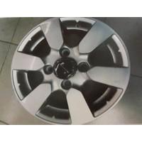 Civic Honda 2012 - Sonrası Işıklı Jant Göbeği