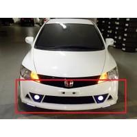 Civic Honda 2006 - 2011 Rr Ön Tampon - Boyasız