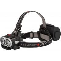 Led Lenser XEO 19R Siyah Kafa Feneri + Bisiklet Aparatı