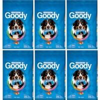 Goody 6 Adet 2,5 Kg Balıklı Köpek Maması