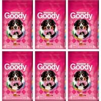 Goody 6 Adet 2,5 Kg Kuzulu Pirinçli Köpek Maması