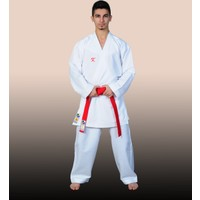 Kihon Karate Elbisesi Champion Wkf