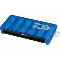 Daiwa Plastik Kutu 6 Bölmeli Mavi