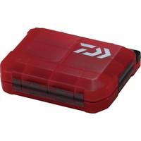 Daiwa Plastik Kutu 10 Bölmeli Kırmızı