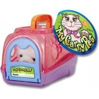 Keenway Taşıma Çantalı Peluş Kedi