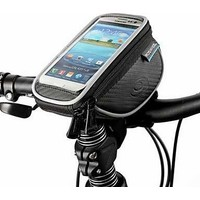 Roswheel Bisiklet Gidon Çantası İphone 5,6 ve Samsung Serisi Uyumlu