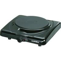 Luxell Lx-7115 Elektrikli Ocak Hotplate Siyah Renk