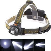 Dia LED 602B Hareket Sensörlü Şarj Edilebilir Led Kafa Feneri 90155