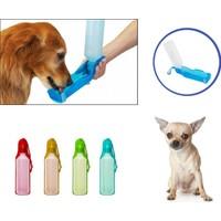 Evcil Hayvanlar İçin Seyahet Tipi Su Kabı