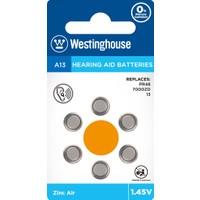 Westinghouse A13 İşitme Cihaz Pili 6Lı Blister Ambalaj