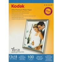 Kodak Ultra Premium Glossy,Parlak 13x18 270Gr/m² Fotoğraf Kağıdı 100 Yaprak