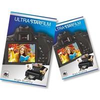 Ultrastarfilm Kuşe Kağıt A4 Parlak Çift Taraflı 120Gr/m² 100 Adet/Paket (Tüm Yazıcılarla Uyumlu)