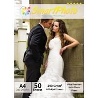 Smart Photo A4 Mat (Satin) 290 Gr/m² 50 Adet/1Paket Profesyonel Fotoğraf Kağıdı