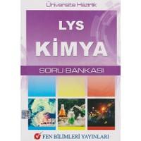 Fen Bilimleri Yayınları Lys Kimya Soru Bankası