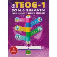 Özgül Yayınları 8. Sınıf Teog-1 Son 6 Sınavın Çıkmış Soruları Ve Ayrıntılı Çözümleri