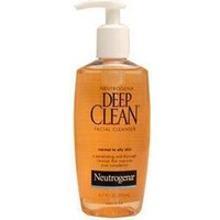 Neutrogena Deep Clean Gel Wash 200Ml - Yüz Temizleme Jeli