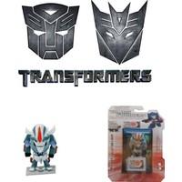 Igs Transformers Starscream Prime Mini Figür