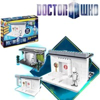 Underground Toys Doctor Who: Character Building Girl Who Waited Set