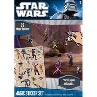 Star Wars Star Wars Magic Sticker Seti