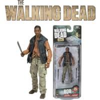 Mcfarlane Toys The Walking Dead Bob Stookey Tv Series 8 Figure